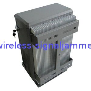 WIFI Cellular Signal Jammer With Multi Band / High Power RF - good